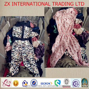 2017 new styles used clothes from China