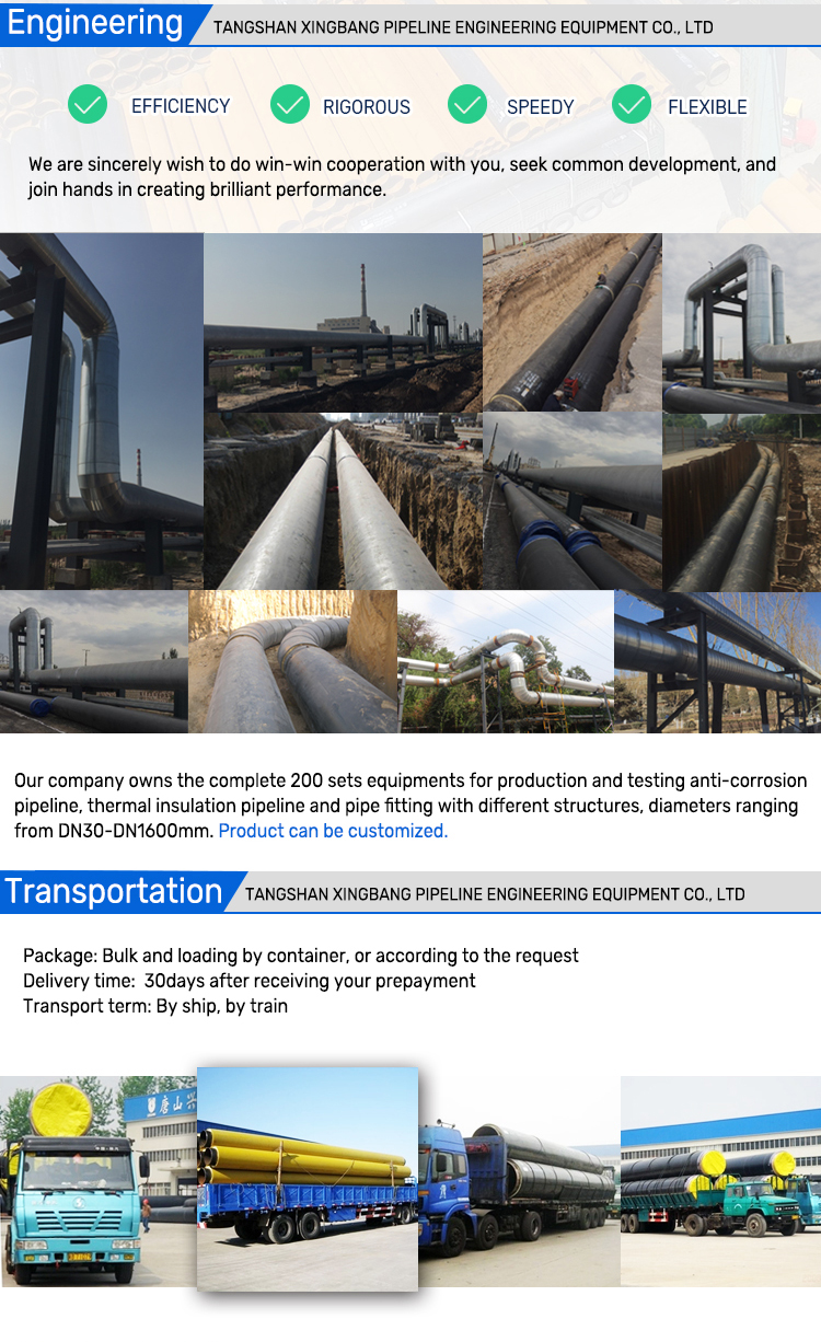 pakistan market FBE coated spiral steel pipe made in china