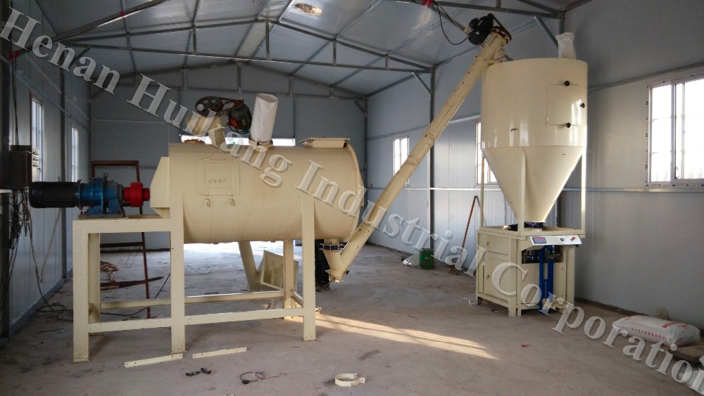 China Supplier Dry Mortar Plant,Plaster Paris Mixing Making ...