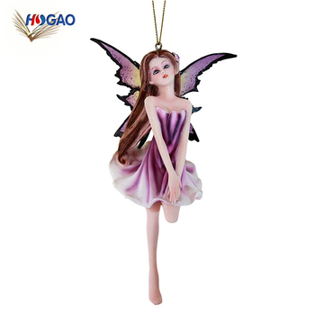 Oem Ornament Figurine Magical Fae Resin Y Small Fairy Hanging Fairies
