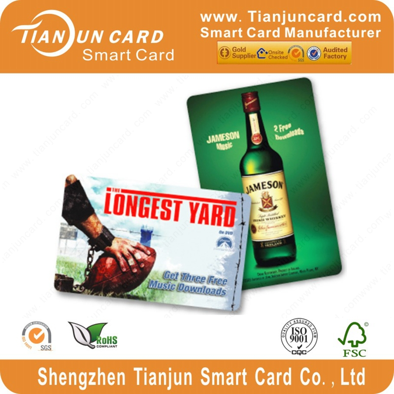 High Quality Cheap Price Business Card From Tianjun Over