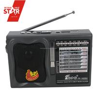 multiband portable cd/mp3 player usb and radio two way radio