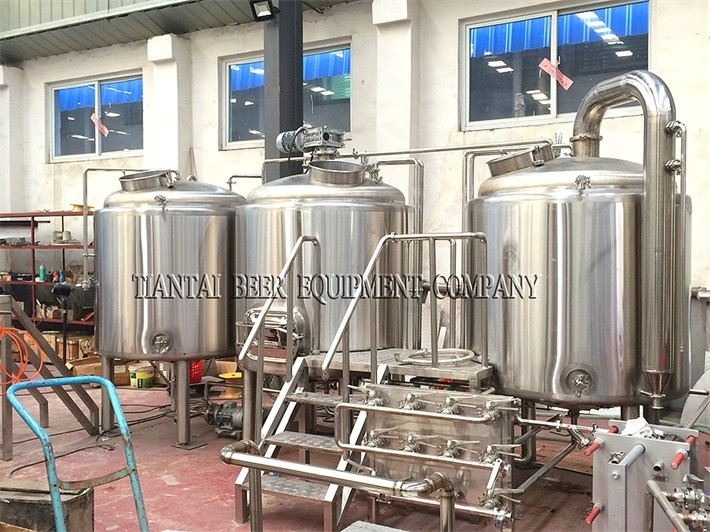 200l 300l 500l 1000l Professional Mini Beer Making Machine/beer manufacturing plant for pub ale beer