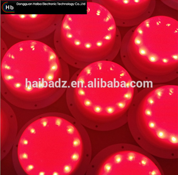 rechargeable color changing outdoor centerpieces wedding light remote control led ball light From China