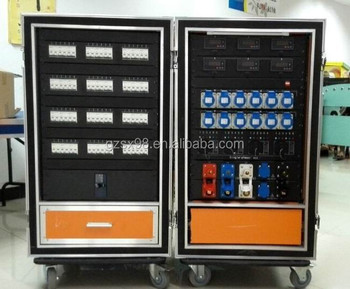 36 Way Outdoor Electrical Panel Box With Drawer