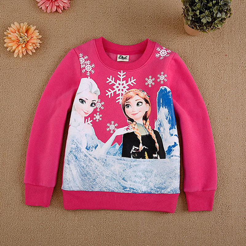 c038 2017 spring and autumn new style child's cartoon characters sweaters