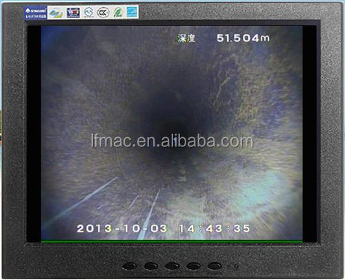 Hot Sale Pabrik Langsung Ultrasonic Lubang Bor Imager Ketebalan Yang Berbeda Retak Lokasi Instrumen Termal dan Termometer