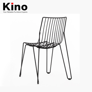 Admirable Outdoor Solid Metal Wire Frame Patio Chair Black Outdoor Patio Furniture Dining Chair Buy Versailles Dining Chair Outdoor Patio Furniture Metal Creativecarmelina Interior Chair Design Creativecarmelinacom