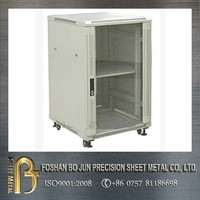 China supplier custom small size metal server rack network cabinet
