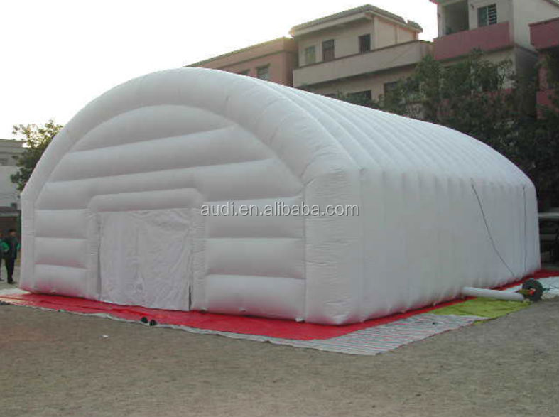 Giant and simple inflatable air tent, air tent , inflatable tent for event