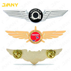 Custom Logo Pilot badges/Airlines wings/Pilot wings