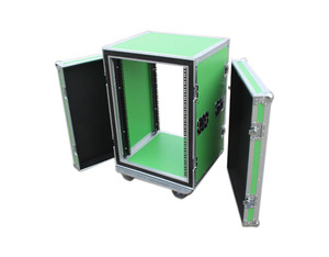 Made in Guangzhou China hot-sale slant mixer rack cases
