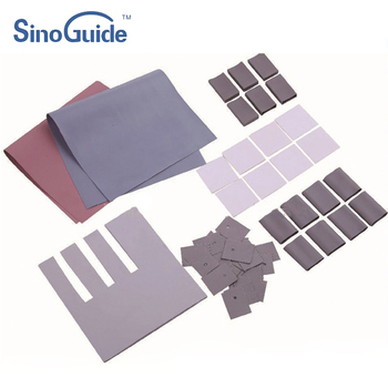 Excellent Electrically Insulating Thermal Conductive Silicon Sheet