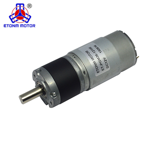 36mm 12V 100rpm high torque electric motor planet gear