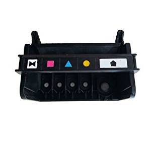Refurbished 5-Slot Printhead Replacement for CB326-30002 CN642A for HP564XL HP 564 Ink Cartridges Office Printhead Printer Parts(Black)