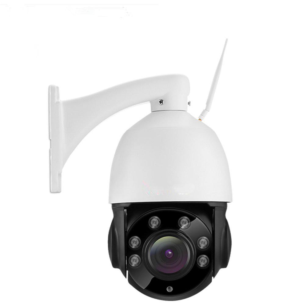 טוב מאוד מצלמת אבטחה אלחוטית WIFI מעקבים מהירות כיפת המצלמה HD 1080 P 50 m JY-05