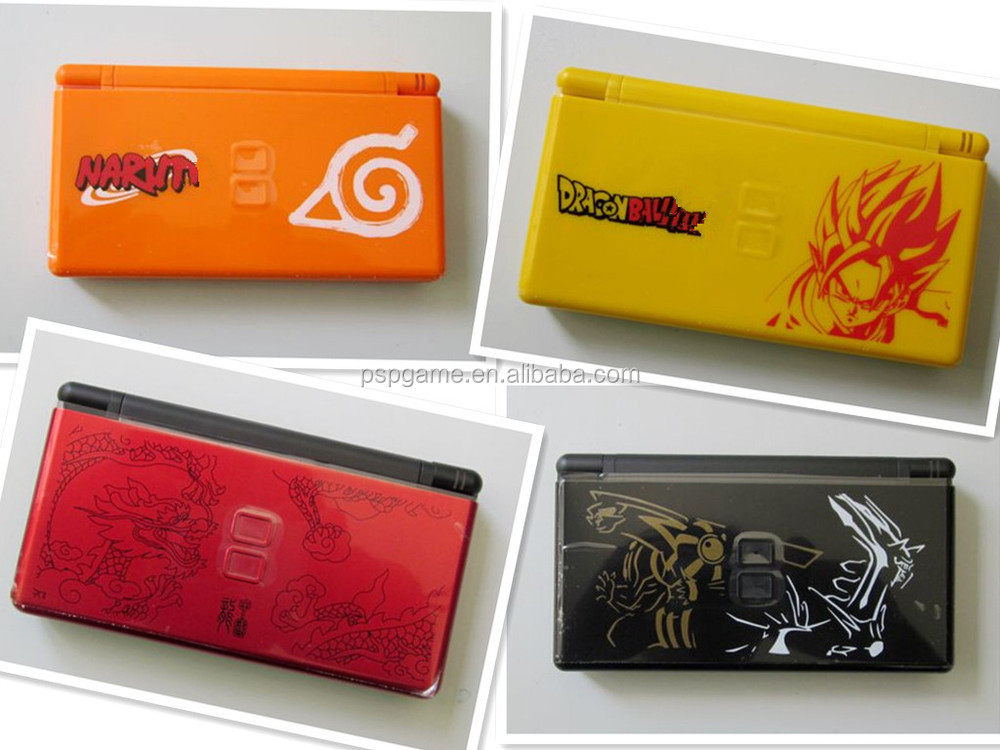 Nintendo ds lite (crimson/black dragon ique ds special edition) 220v.