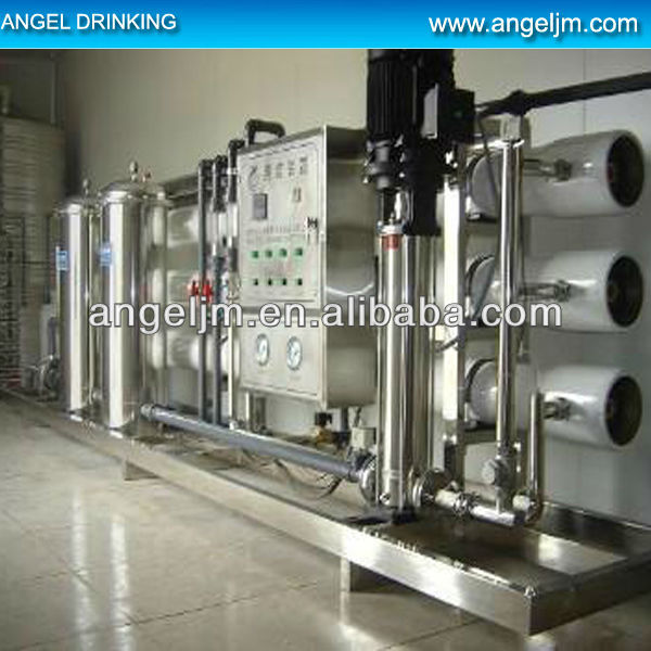 2015 automatic ro mineral water treatment plant
