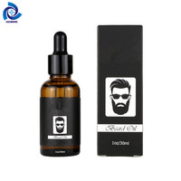 Professional manufacturing organic natural essential beard oil