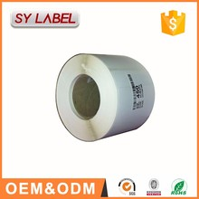 Good quality 59mmx58mmx450pcs/roll packaging digital tags price tag labels