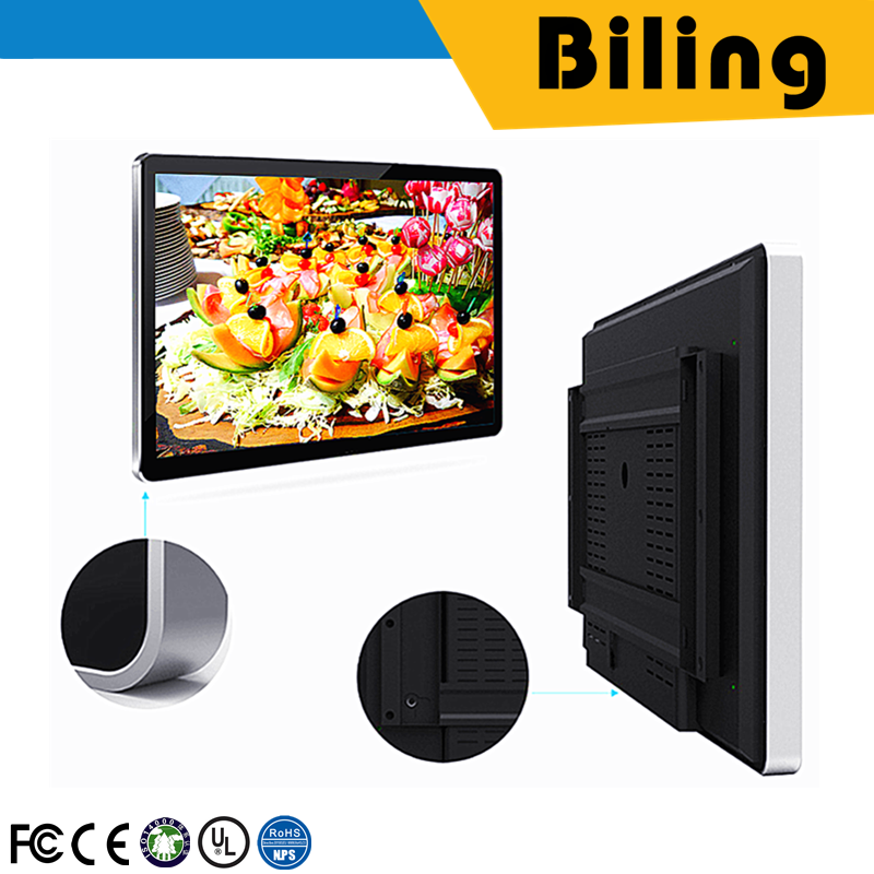 Led Kiosk 28 Inch Small Touch Screen Bluetooth Advertising Transmitter Lcd  Digital Signage In China Indoor Lcd Tv Wall - Buy Bluetooth Advertising
