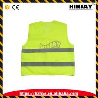 Factory Price Light Breathable Construction Traffic Safety Warning Clothing Reflective Sanitation Vest