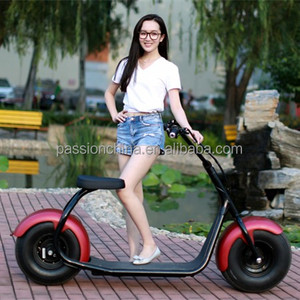 High quality electric scooter city coco with 3 speed adjust function