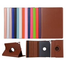 360 degree PU leather case cover for iPad pro 10.5 inches