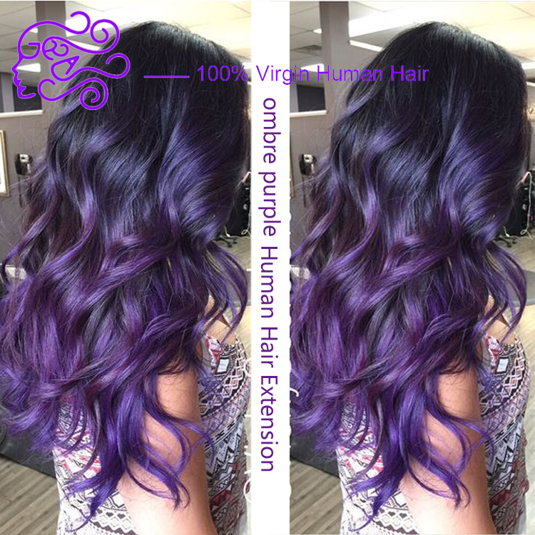 Purple ombre color human hair purple ombre color human hair purple ombre color human hair purple ombre color human hair suppliers and manufacturers at alibaba pmusecretfo Images