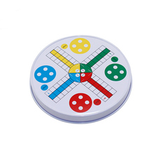 Magnetic Papan <span class=keywords><strong>Ludo</strong></span> Catur dan Catur <span class=keywords><strong>Set</strong></span> Permainan Permainan Perjalanan