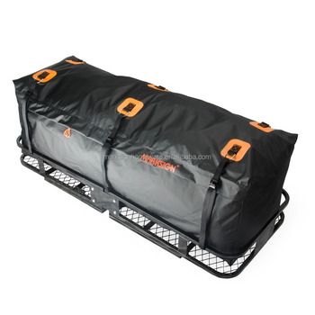 Patent Pending 100 Waterproof Car Roof Top Cargo Bag Hitch Carrier Product On