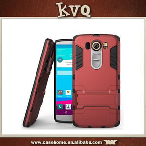 competitive price 1196d bd883 For LG V10 Back Cover Metal Case with a Stand