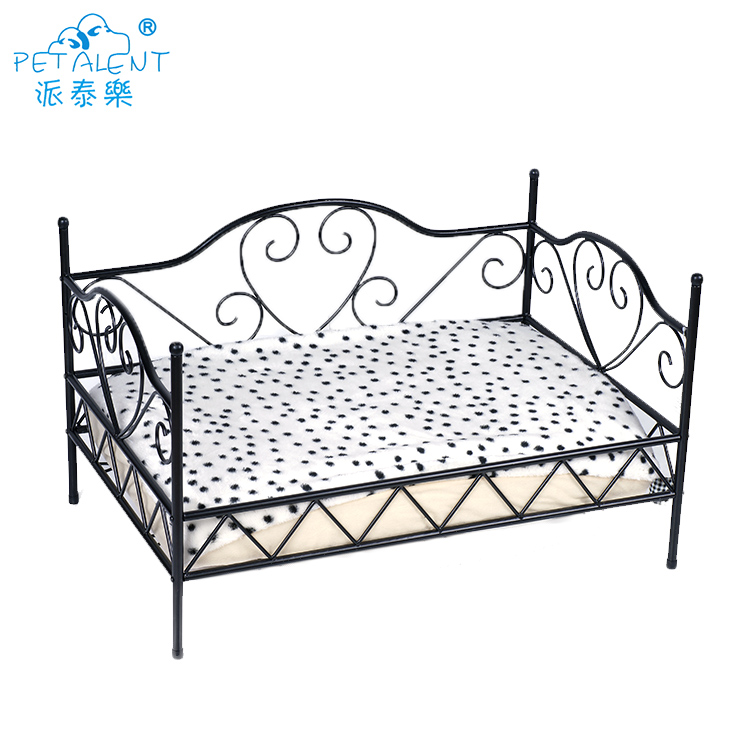 Most Luxury Iron Pet Bed For Dog And Cat