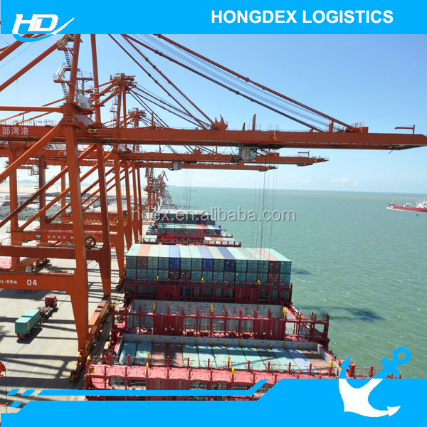 Worldwide Logistics Low Price Ocean Shipping Agency