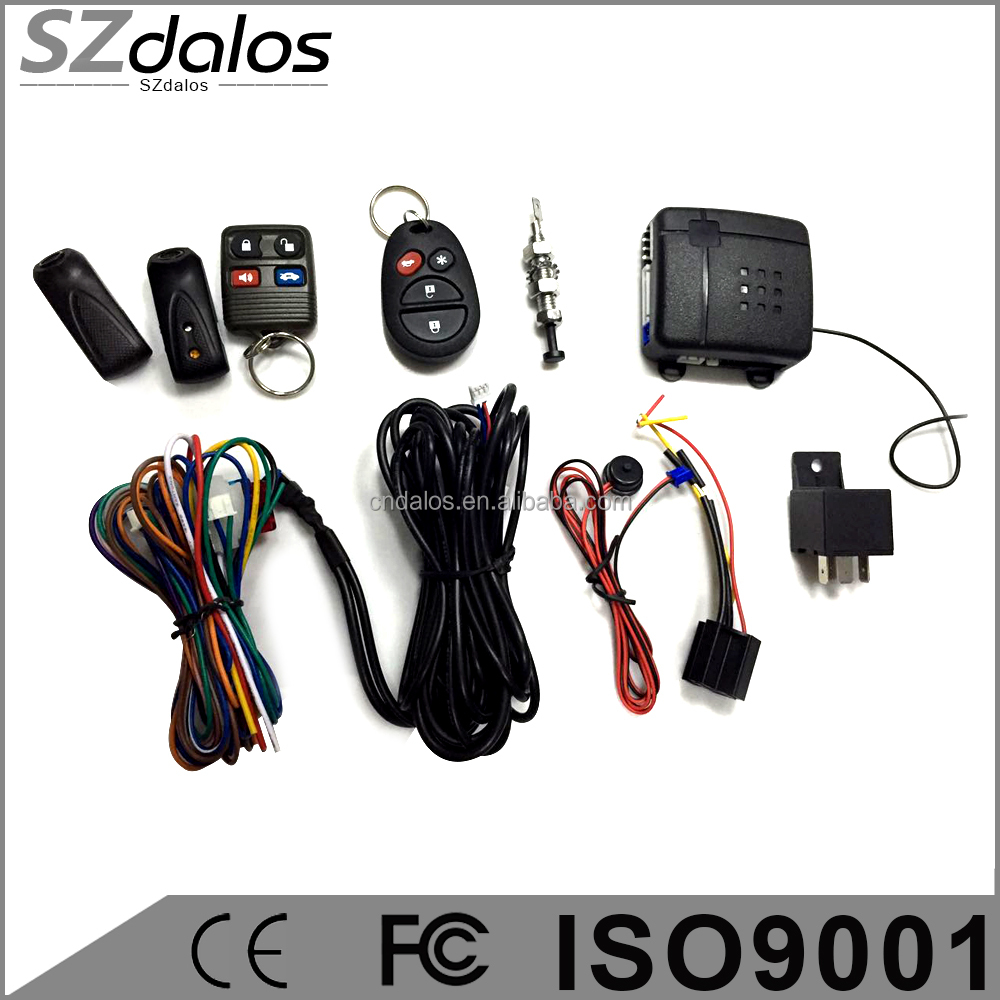 Cheap Easy Car Alarm System Suppliers How To Install Alarms And Manufacturers At