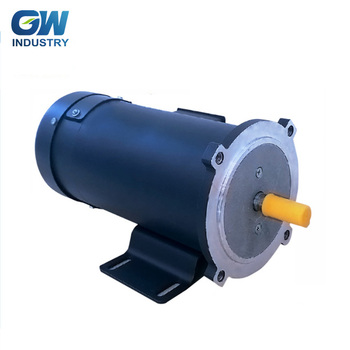 Professional made zyt industrial dc brush motor