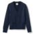 V neck Single Breasted  Pure Cotton primary designs Rib Knit School Uniform Boys GirlsPerformance Button Front Cardigan Sweater