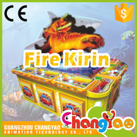 Attractive Arcade Hunter Fire Kirin Fishing Game Machine Against Game Consoles for sale