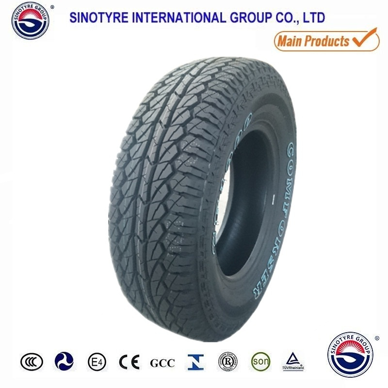 2015 new products alibaba china cheap car tires from china 235/65r17 245/65r17