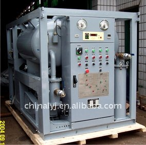 Model JY Lube oil treatment plant/lube oil processing plant