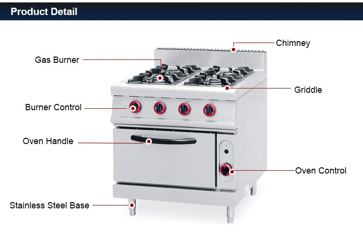 Restaurant Kitchen Gas Stove alibaba manufacturer directory - suppliers, manufacturers
