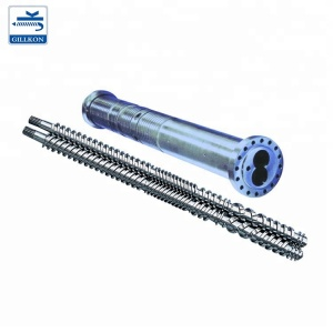 Extruder Barrel Feeding Zone/Grooved Feed in Screw and Barrel/Extruder Feeding Zone