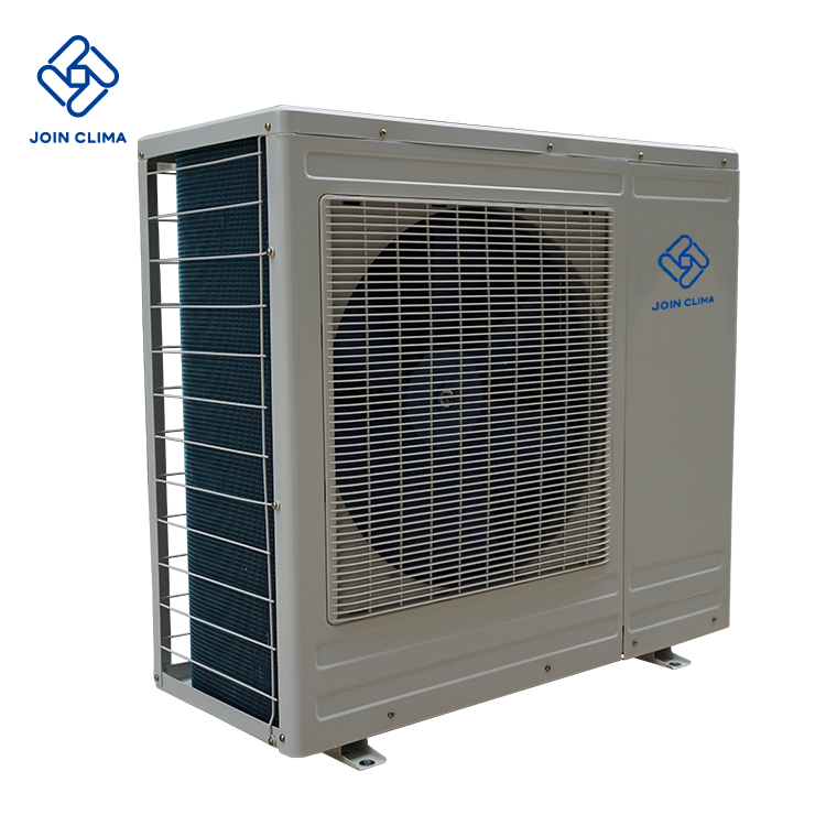 The Best Performance Heat Pump Unit/Evi Scroll Heat Pump/Air Source Heat Pump Water Chilled