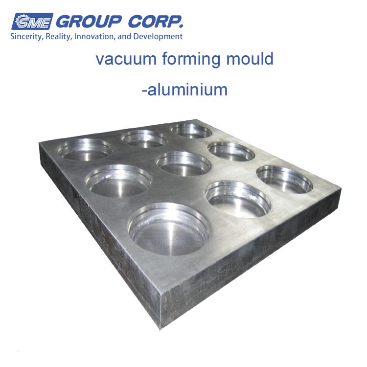 vacuum forming mould - aluminium plaster copper mold mould