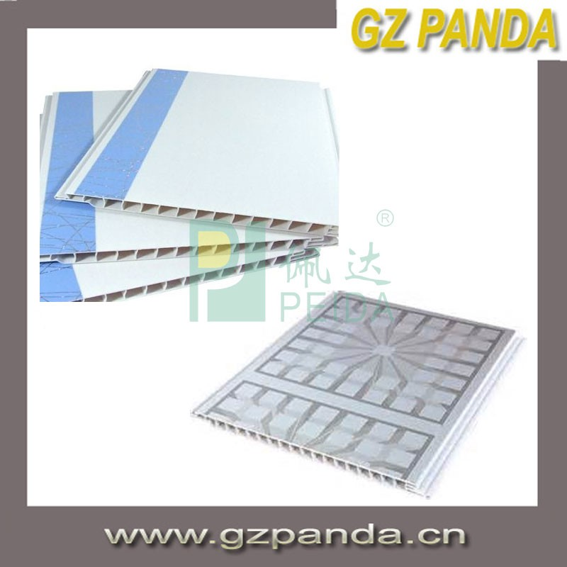 pvc paneles de falso techo blanco patrn de pvc panel de pared de pvc falso techo