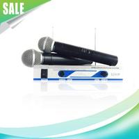 Harga Microphone Wireless Microfone Professional Mv-1800 Wireless ...