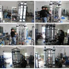 Membrane Process Water Treatment Plant Price 10000 Liter Per Hour UF Ultrafiltration Filter System / Water Treatment Purification Plant Membrane Separation Process