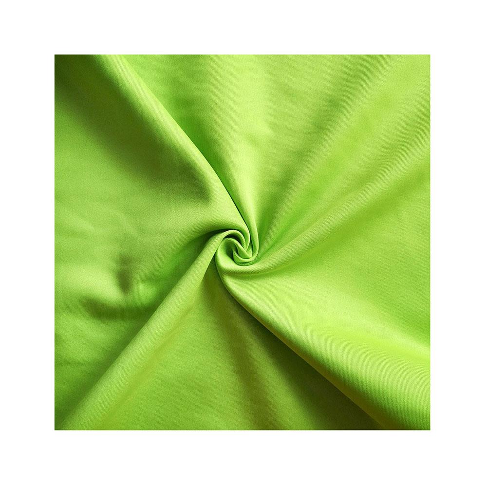 Oem Fabrikant Duurzame 210G Stretch Polyester Spandex Trainingspakken Stof Voor Lululemon Sportkleding Rts 3136