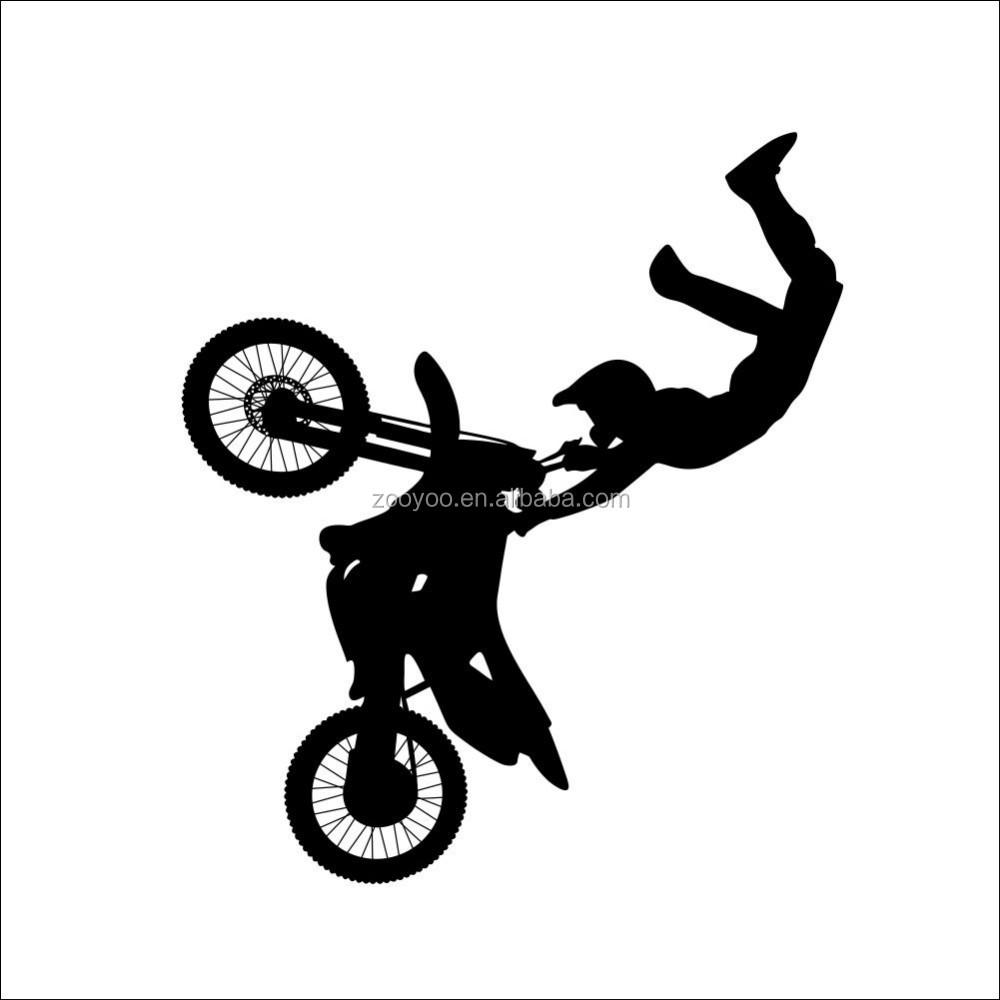 Venta al por mayor calcomanias personalizadas para motos for Calcomanias pared