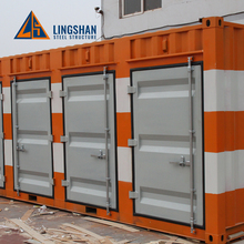 40ft shipping container kit living modern container house
